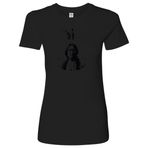 Women's Sitting Bull T-Shirt
