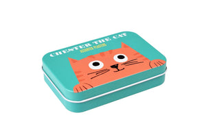 rex chester-cat-pflasters-tin-pack-30
