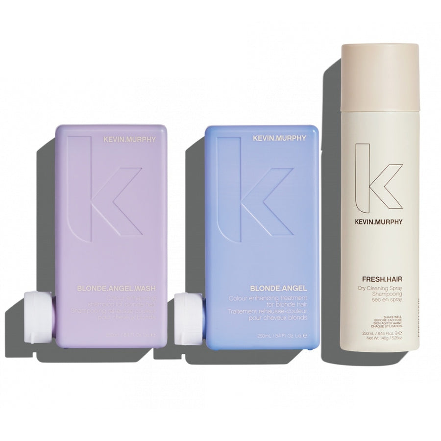 Fresh Blonde Kevin Murphy Gift Pack