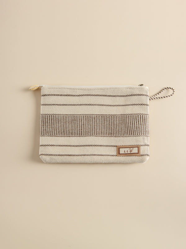 Wool hand-woven ipad inner bag, simple and safe