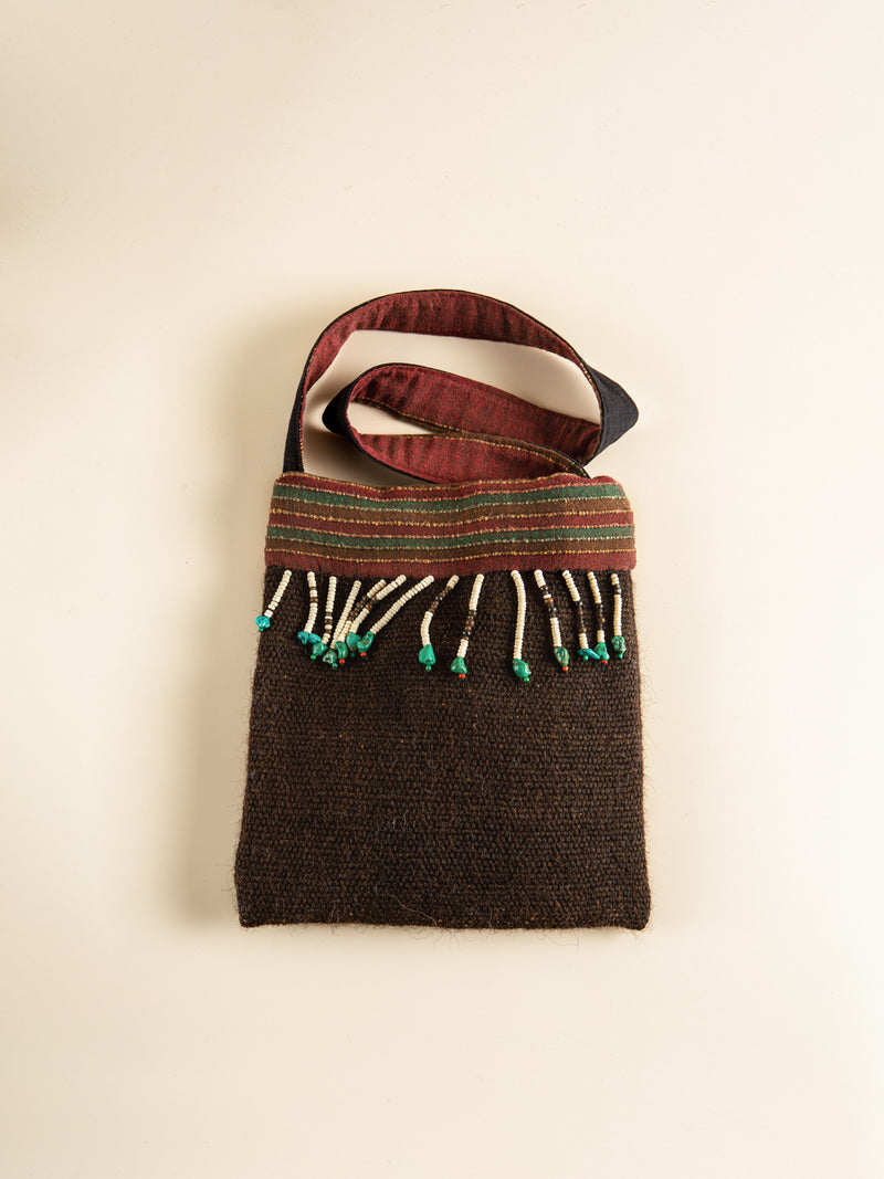 Traditional handmade bags, intangible heritage craftsmanship, holiday gifts for yourself.