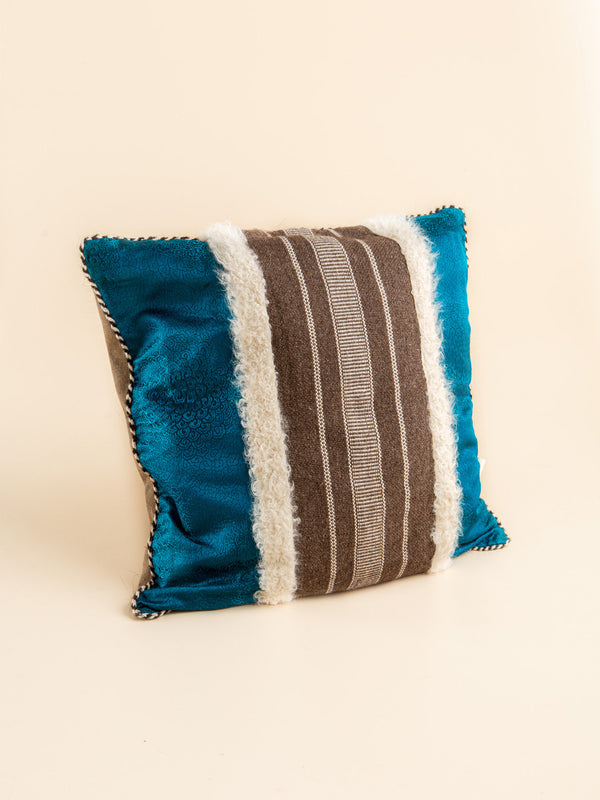 Traditional handmade pillows, moving gifts for friends.