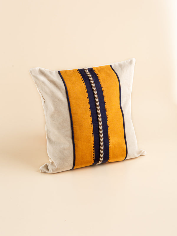 Traditional handmade pillowcases return to nature and bring prairie style to your family.