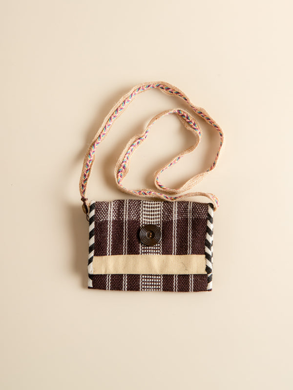 Traditional craft woven handmade bags, personalized gifts.