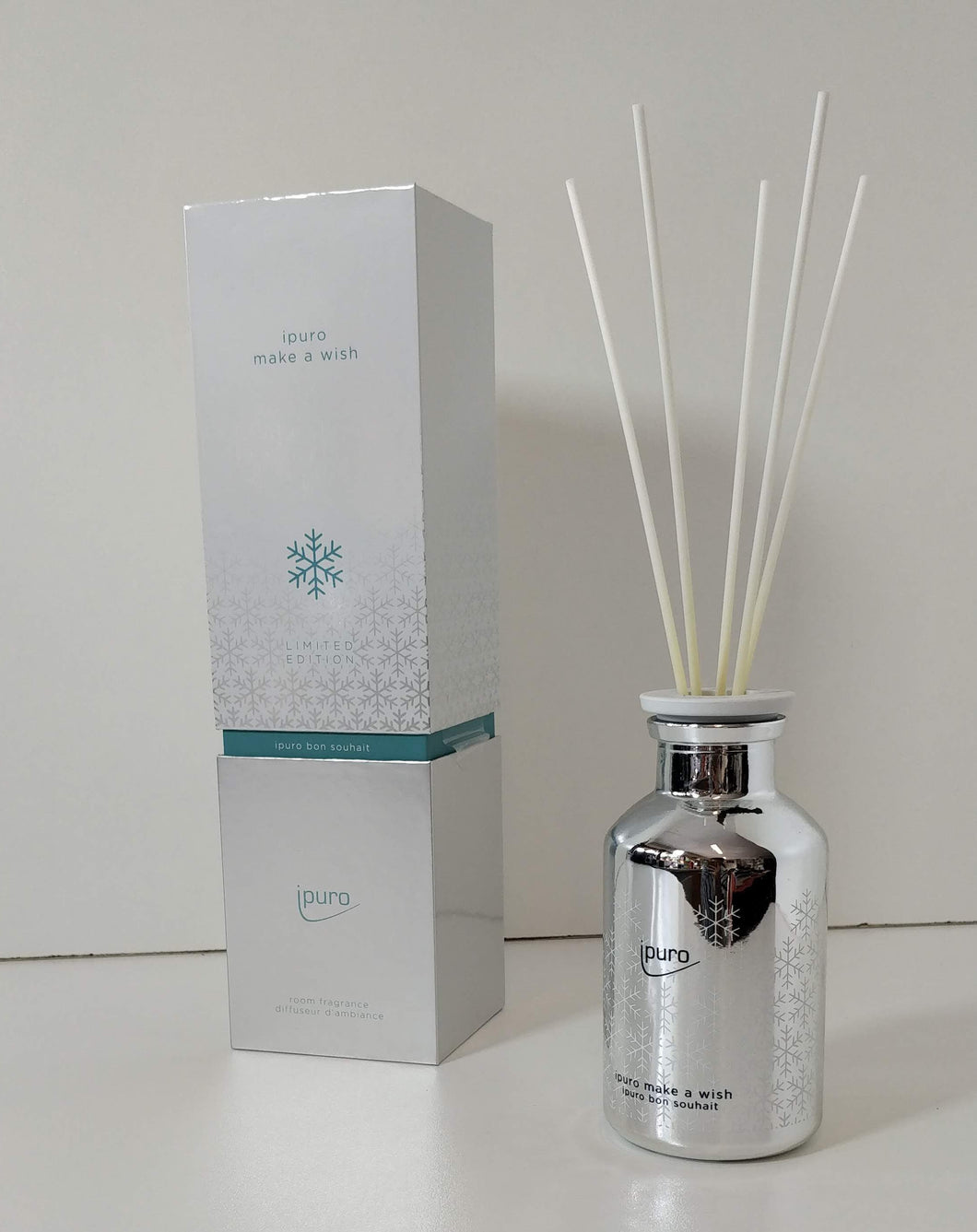 Ipuro Make A Wish luxe huisparfum 240ml