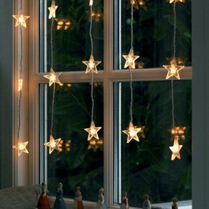 SIRIUS Licht decoratie Melanie Curtain - Clear 25 lichtjes