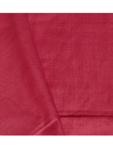 Load image into Gallery viewer, HAWA HAWAII Silk/Cotton Sari - Imperial Red