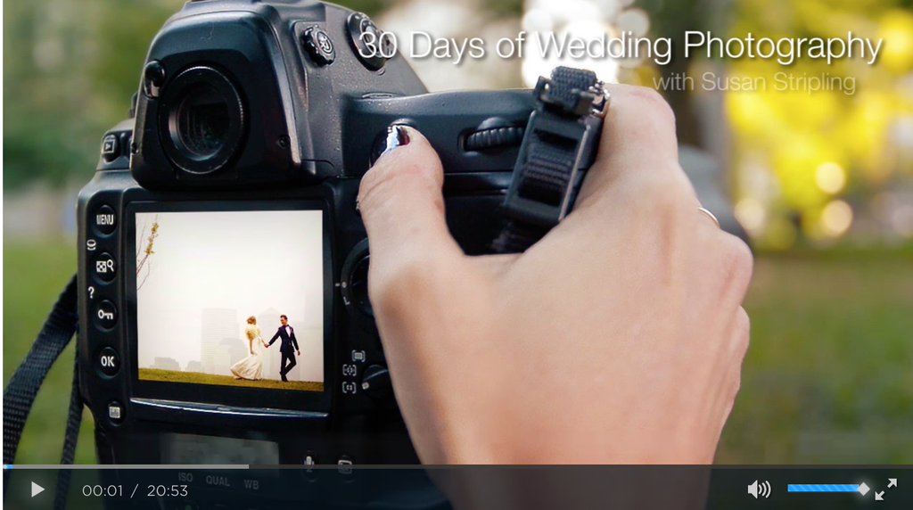 30 Days of Wedding Photography