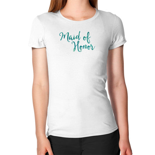 "Perfect ""Maid of Honor"" T-Shirt - Colored"