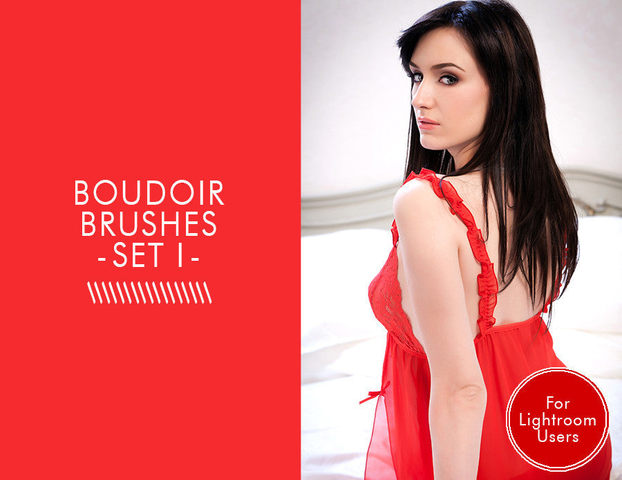 Boudoir Brushes -Set 1-