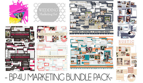 Marketing Bundle Pack