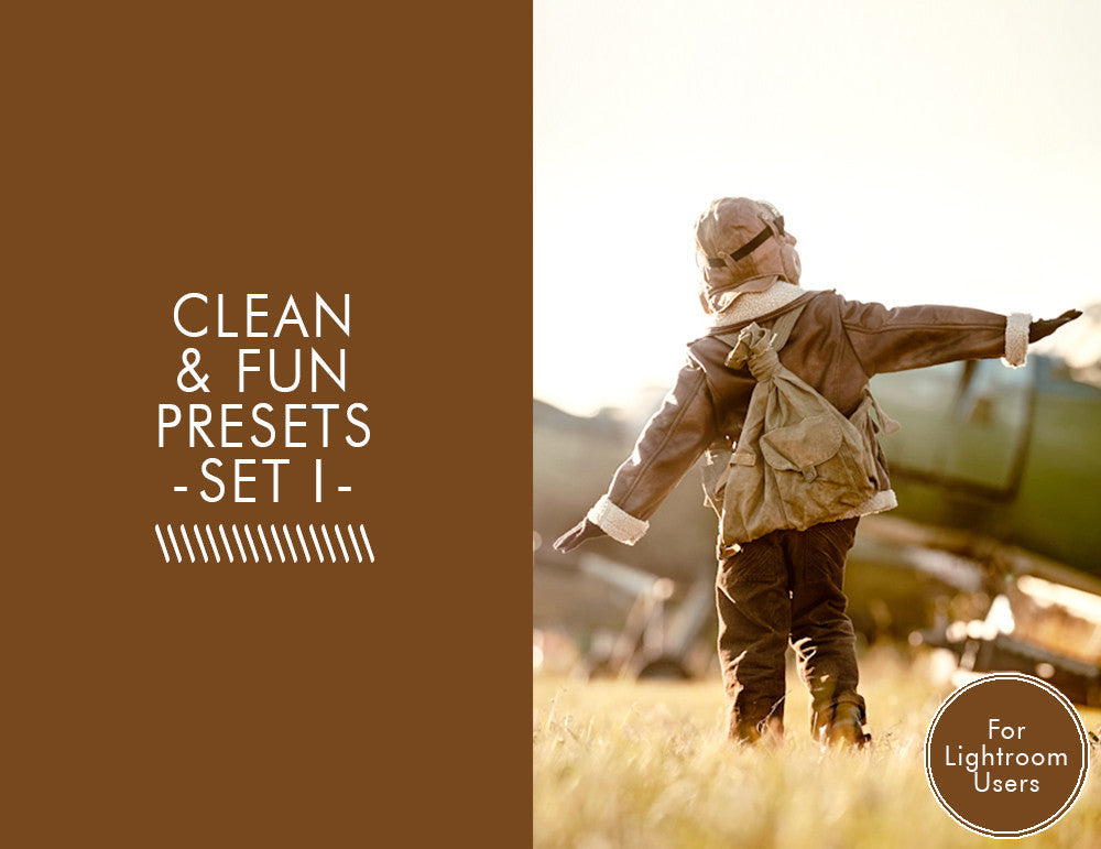 Clean & Fun Presets -Set 1-