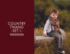 Country Twang Actions -Set 1-