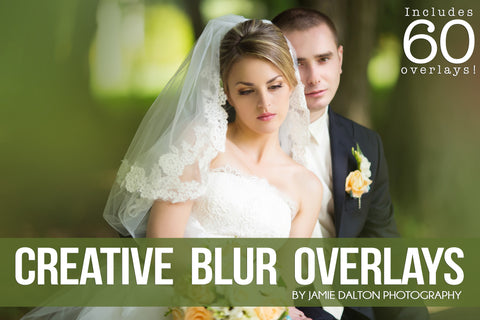 Creative Blur Overlays