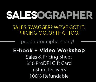 Salesographer Ebook
