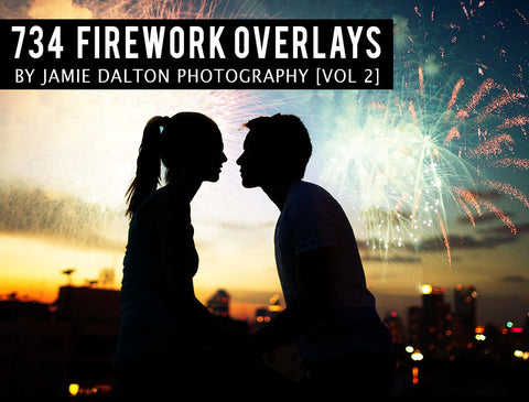 *NEW* Firework Overlays [Volume 2]