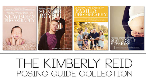 Kimberly Reid Posing Guide Collection