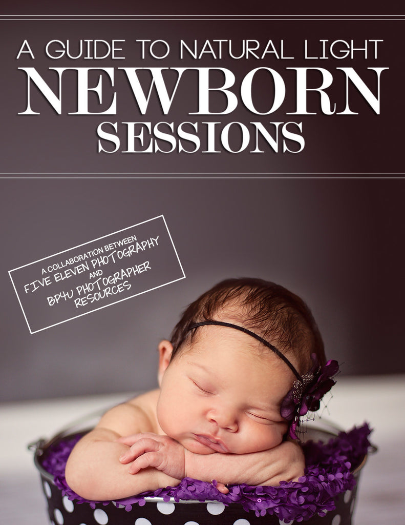 A Guide To Natural Light Newborn Sessions
