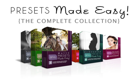 Presets Made Easy! Collection