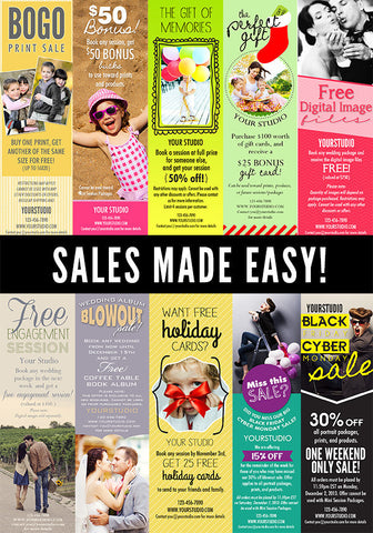 Sales Made Easy!