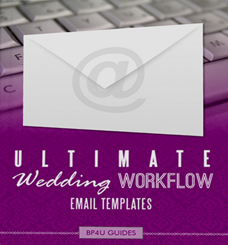 Ultimate Wedding Workflow Email Templates