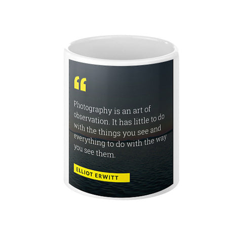 Photography is an Art Coffee Mug (2)