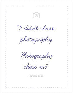 Choose Photography Printable