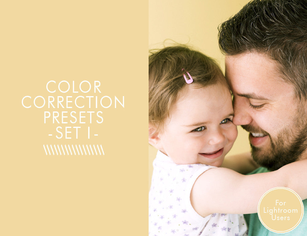 Color Correction Presets -Set 1-