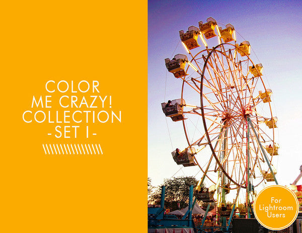Color Me Crazy! Preset Collection -Set 1-