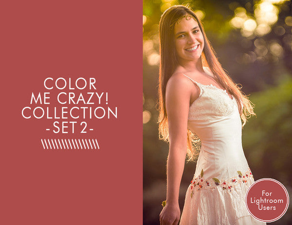 Color Me Crazy! Preset Collection -Set 2-
