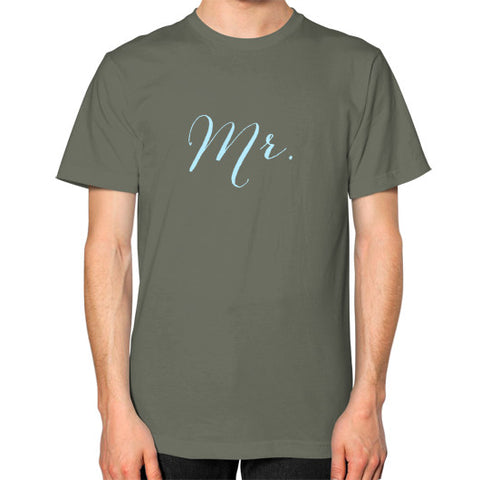 "Perfect ""Mr"" Tee - Colored"