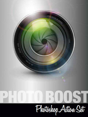 Photo Boost Action Set