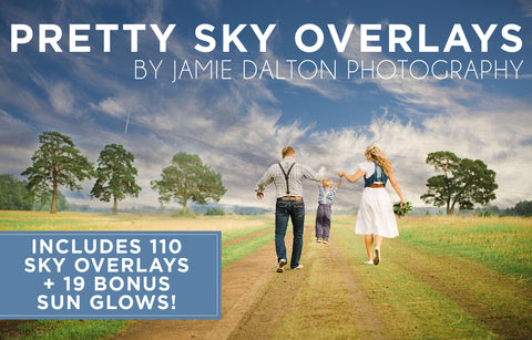 *NEW!* Pretty Sky Overlays