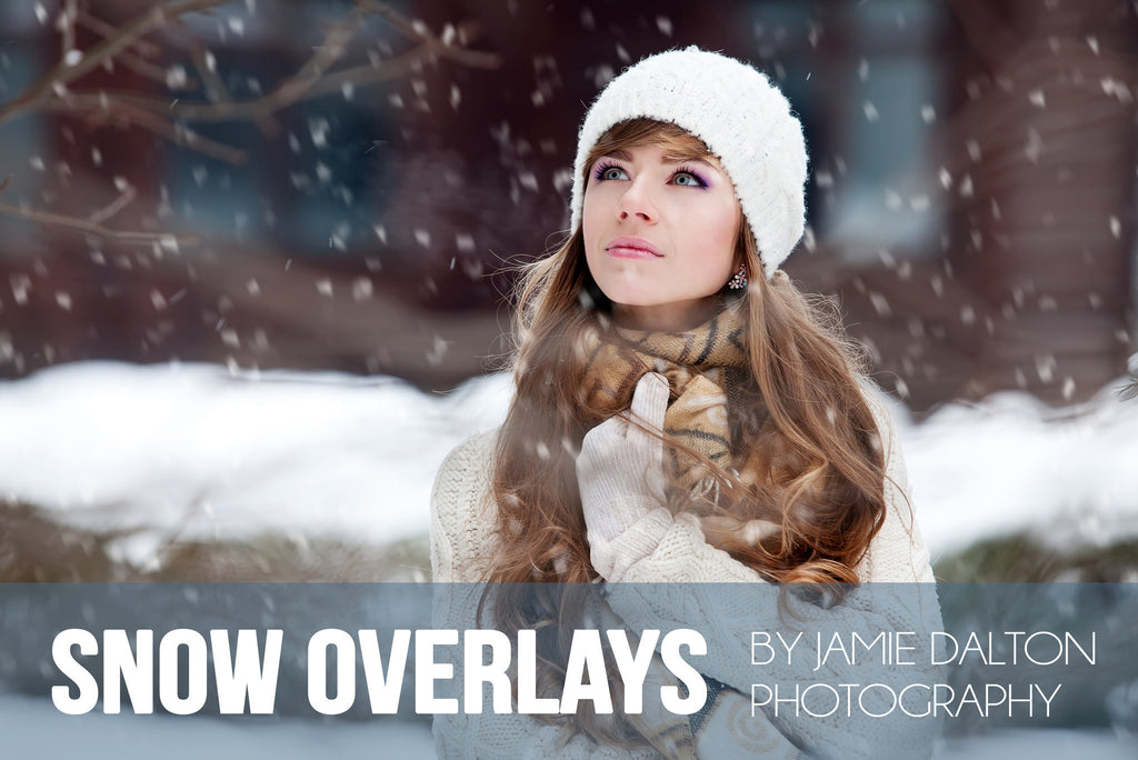 Snow Overlays for Photography | BP4U Guides