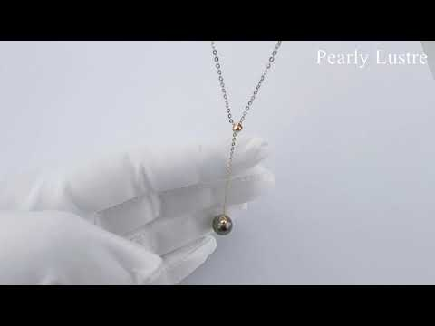 Pearly Lustre Elegant Freshwater Pearl Necklace WN00164 Product Video