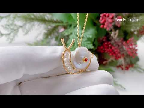 Pearly Lustre Passion for Life Freshwater Pearl Necklace WN00007 Product Video