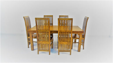 Teak Dining Table