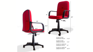 GY090-1 Office Clerk Chair