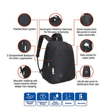 Load image into Gallery viewer, Wildcraft Wiki Pack 3 Canvas Casual Backpack (12252)