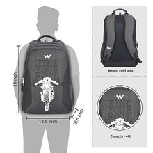 "Load image into Gallery viewer, Wildcraft 44L BLaze 3 ""Bike Top"" Casual Backpack (12275)"