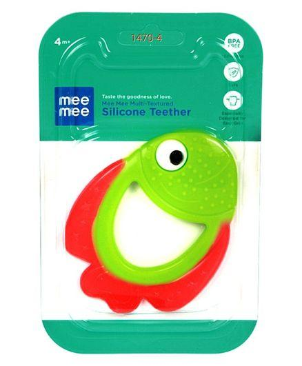 Mee Mee Silicone Water Filled Teether - Pintoo Garments