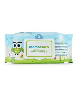 Bamboo Based Baby Wipes