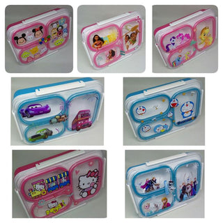 Tedemel Lunch box Character 6539 C