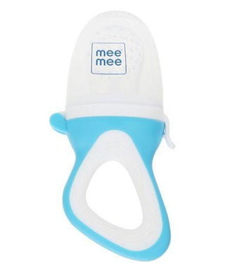 Mee Mee Fruit And Food Food Feeder With Silicone Sack
