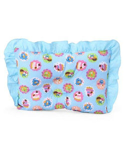 Rectangle Shaped Pillow Elephant Print