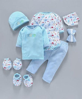 Infant Clothing Gift Set Pack of 10