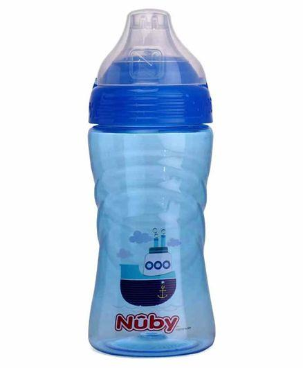 Nuby Sip It Sports Spout Sipper - 360 Ml - Pintoo Garments