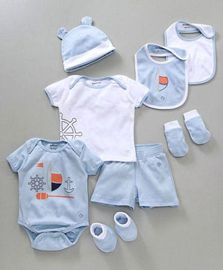 Infant Essentials Gift Set-8 Pieces