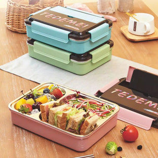 Tedemel Stainless Steel Lunch Box 6592