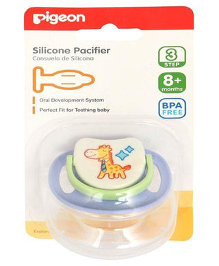 Silicone Pacifier (Grapes)